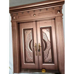 Steel Villa Door