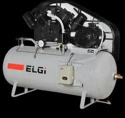 3-40 HP Two Stage Industrial Piston Air Compressor