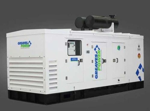 Greaves Power 10 Kva Silent Diesel Generator Rs 225000 Piece Accurate Power Systems Id 18549934433