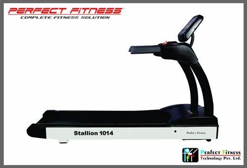 STALLION 1014 - Heavy Duty Treadmill