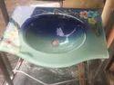 Multi Colour Glass Wash Basin