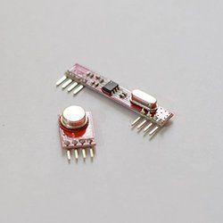 Robostall RF Wireless Transmitter Receiver Module