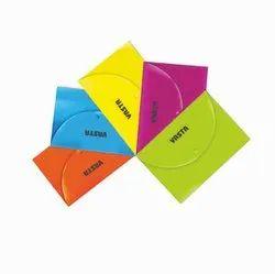 Report File Button Document Wallet, J5-19, Paper Size: A4