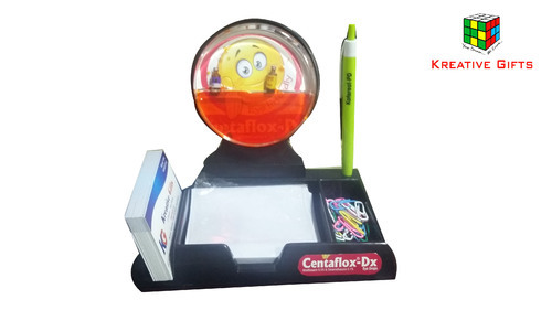 Plastic Multi User Pen Stand, Capacity: 1000