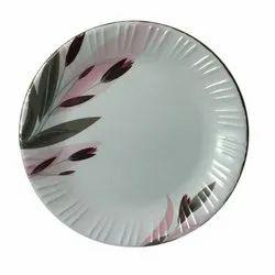 Melamine Cut Deluxe Plate