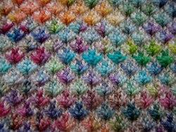 Multicolor Textured Yarn