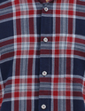 Full Sleeve Solid Check Shirt