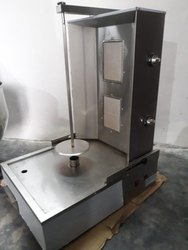 Gas BK SHAWARMA MACHINE, Number Of Gas Burners: 1, for MULTI USE