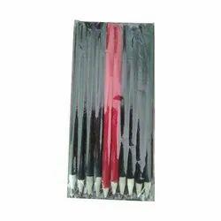 Black Polymer HB Velvet Pencil, Packaging Size: 10 Piece