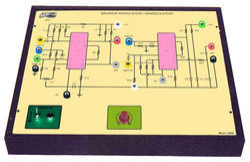 Balance ( DSB ) Modulation & Demodulation Trainer