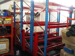 Heavy Duty Mobile Shelving System