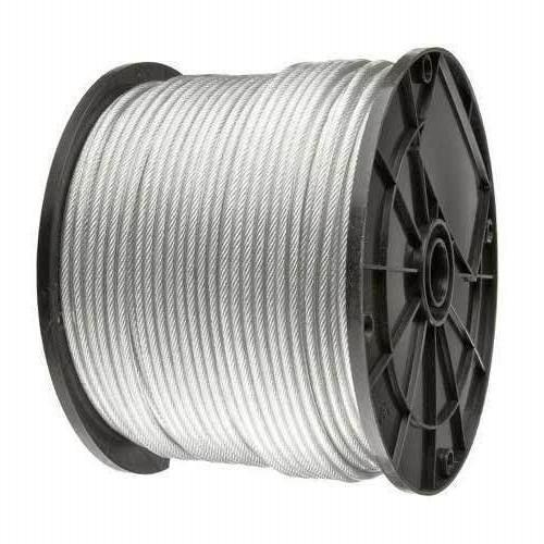 Oil Well Steel Wire Rope, Industrial Wire Rope - Desh Wire ...