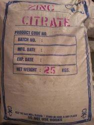 Zinc Citrate Tribasic