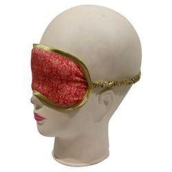 Red Sleeping Eye Mask