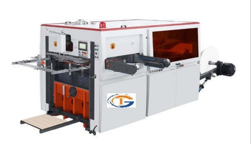 Roll Die Cutting And Creasing Machine