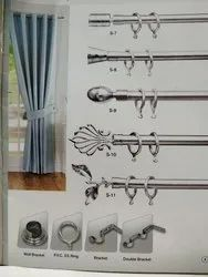 Wooden Curtains Rods
