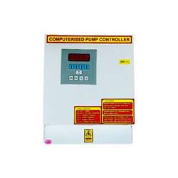 1 - 100 Hp Mild Steel Control Panel for Submersible Pump, Warranty: 12 months, 240, 415 V