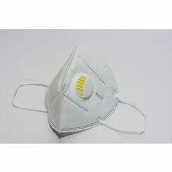 KN95 Mask With Single Respirator
