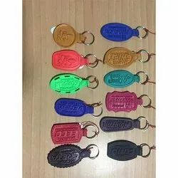 PVC Promotional Key Ring