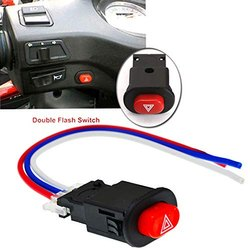 CentIoT - Universal Turn Light Dual Flash Switch - Control Button Handle Bar