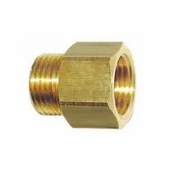 1 1/2 inch Male BSP Brass Hydraulic Adapter