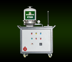 Oil Filtration Machines For Cement Mill / Cement Industry