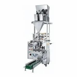 Collar Type Packing Machine with Two Load Cell Weigh Head