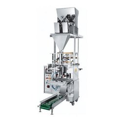 Vertical Collar Type Packing Machine with Two Load Cell Weigh Head