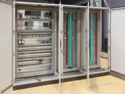 Three Phase Air Conditioned Crane Control Panels, For Industrial