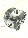 Power Operated Three Jaw Chuck With Open Centre, For Industrial