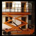 BIKE LIFTING SCISSOR LIFT TABLE