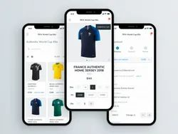 E Commerce App with 24*7 Support