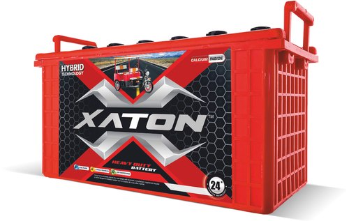 Xaton 100 Ah E-Rickshaw Battery