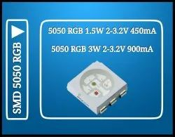 5050 RGB 3 Watt LED
