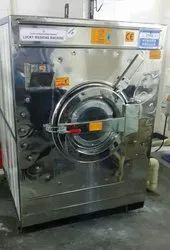 30 Kg Industrial Front Loading Washing Machine