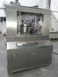 Double Sided Tablet Press Machine