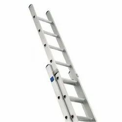 Aluminium Adjustable Height Ladder