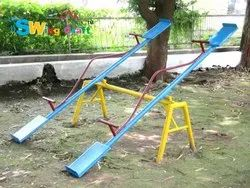 School Seesaw Four Seater
