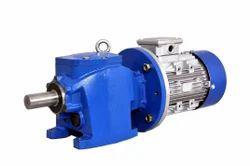 Speedo Tech Three Phase Gear Motor, Power: 0.5-10.0, 0.25-5.0 Hp