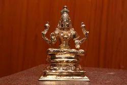Panchaloha Mahalakshmi 12 Inches