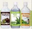 Herbal Ayurvedic Juice For All-health Issue, Packaging: Bottle