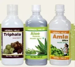 Herbal Ayurvedic Juice for All Health Issue