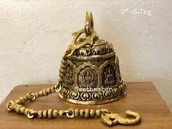 Swethamber Arts Brass Bell