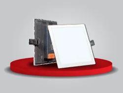 Square Flat Panel Light 8 watt