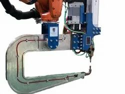 Servo Robotic Weld Guns