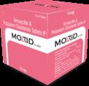 Amoxycillin 500 mg Clav 125 mg