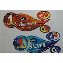 Die Cut Sticker at Best Price in India