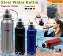 Steel Water Bottle H-133