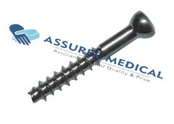 6.5 mm Cancellous Cannulated Screws 32 mm Thread - Self Tapping