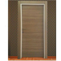 Brown FRP Door